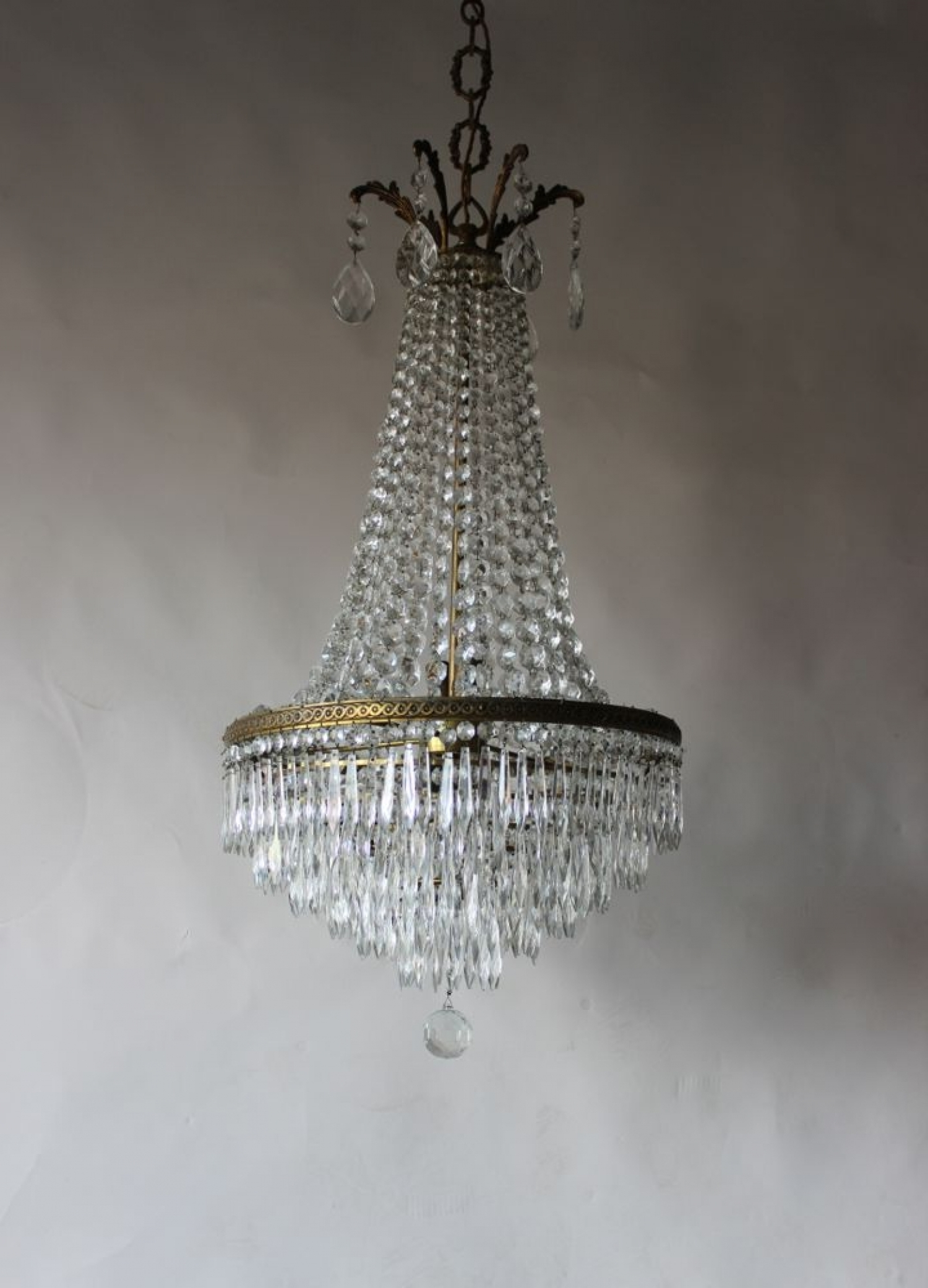 Preferred Antique Chandeliers Within Antique Chandeliers Added To The Website Today – Norfolk Decorative (View 11 of 20)