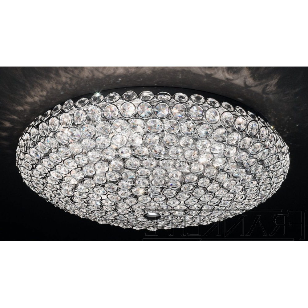 Preferred Crystal Ceiling Lights (View 15 of 20)