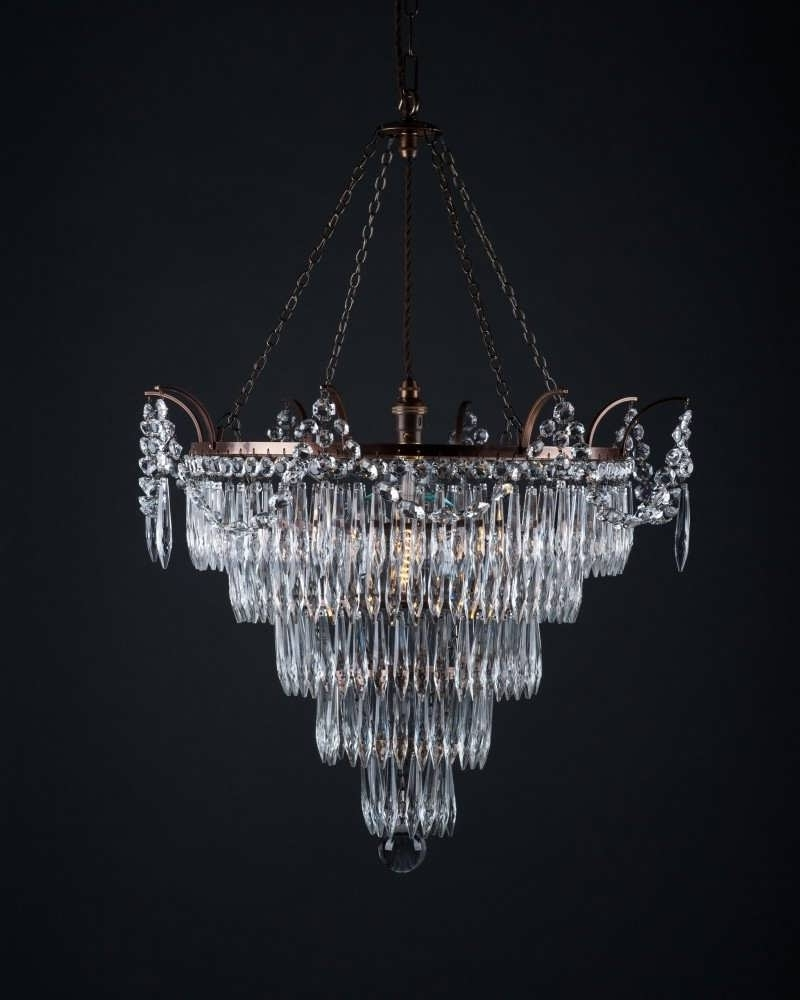 Preferred Large Turquoise Chandeliers Regarding Chandelier : Antique Chandeliers Ship Chandler Chandelier Light (View 7 of 20)