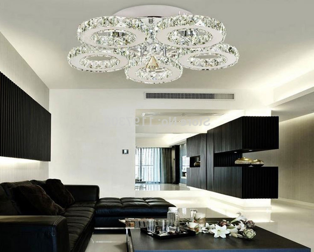 Image Gallery of Egyptian Crystal Chandelier (View 17 of 20 Photos)