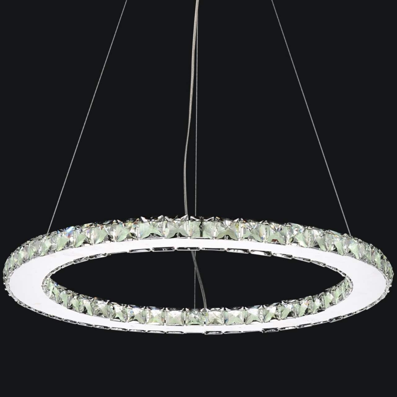 Preferred Modern Chrome Chandeliers For Brizzo Lighting Stores (View 17 of 20)