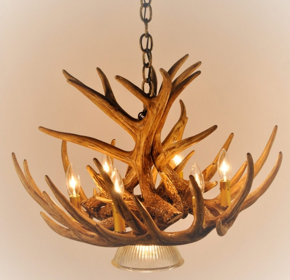 Recent Antler Chandeliers And Lighting Within Chandelier ~ Chandelier : Faux Deer Antler Chandelier Ebay Antler (View 12 of 20)