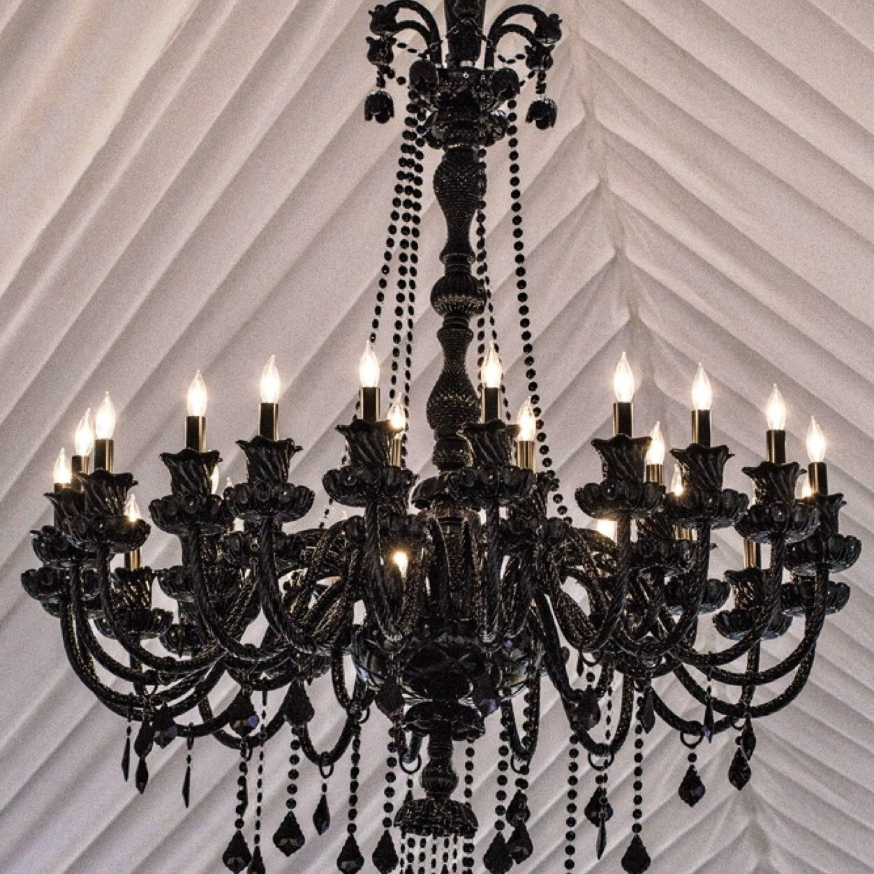 Recent Black Chandelier Intended For Black Chandelier (@blackchandelier) (View 5 of 20)