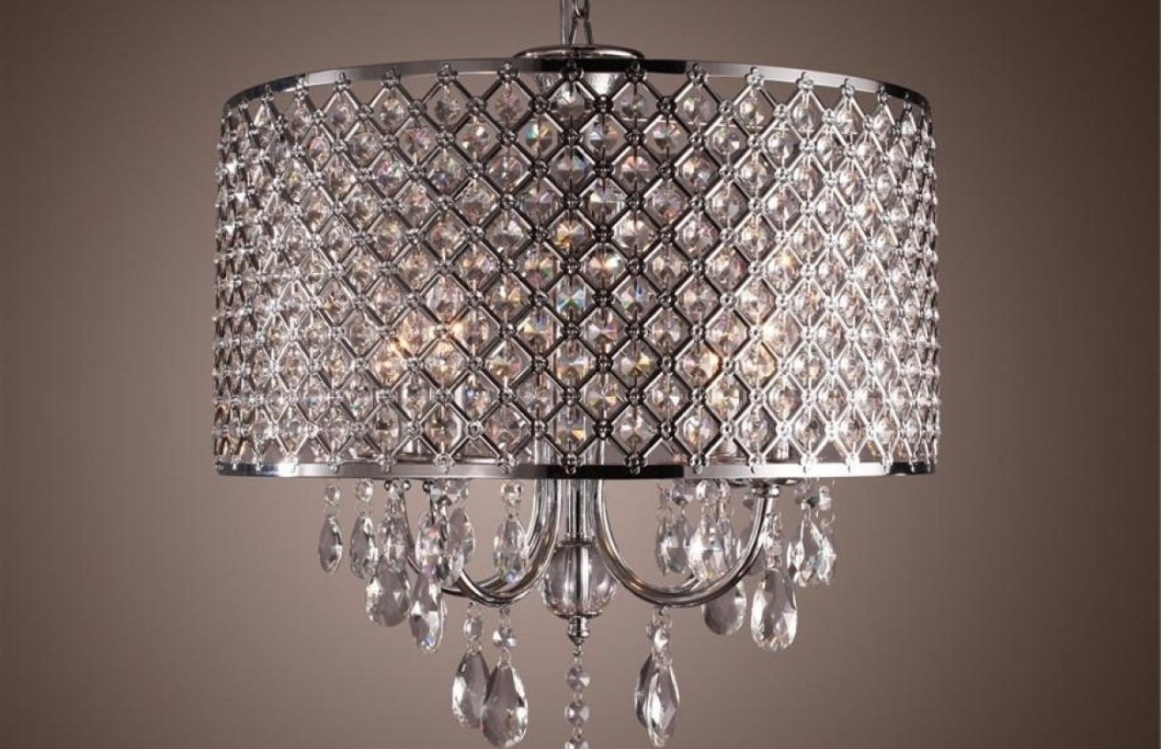 Recent Chandelier : Large Contemporary Chandeliers Shining Large Modern Led Within Giant Chandeliers (View 19 of 20)