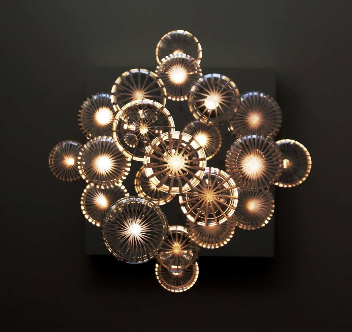 Recent Contemporary Modern Chandelier Throughout Light : Stunning Gold Contemporary Chandeliers Glass Lighting And (View 16 of 20)