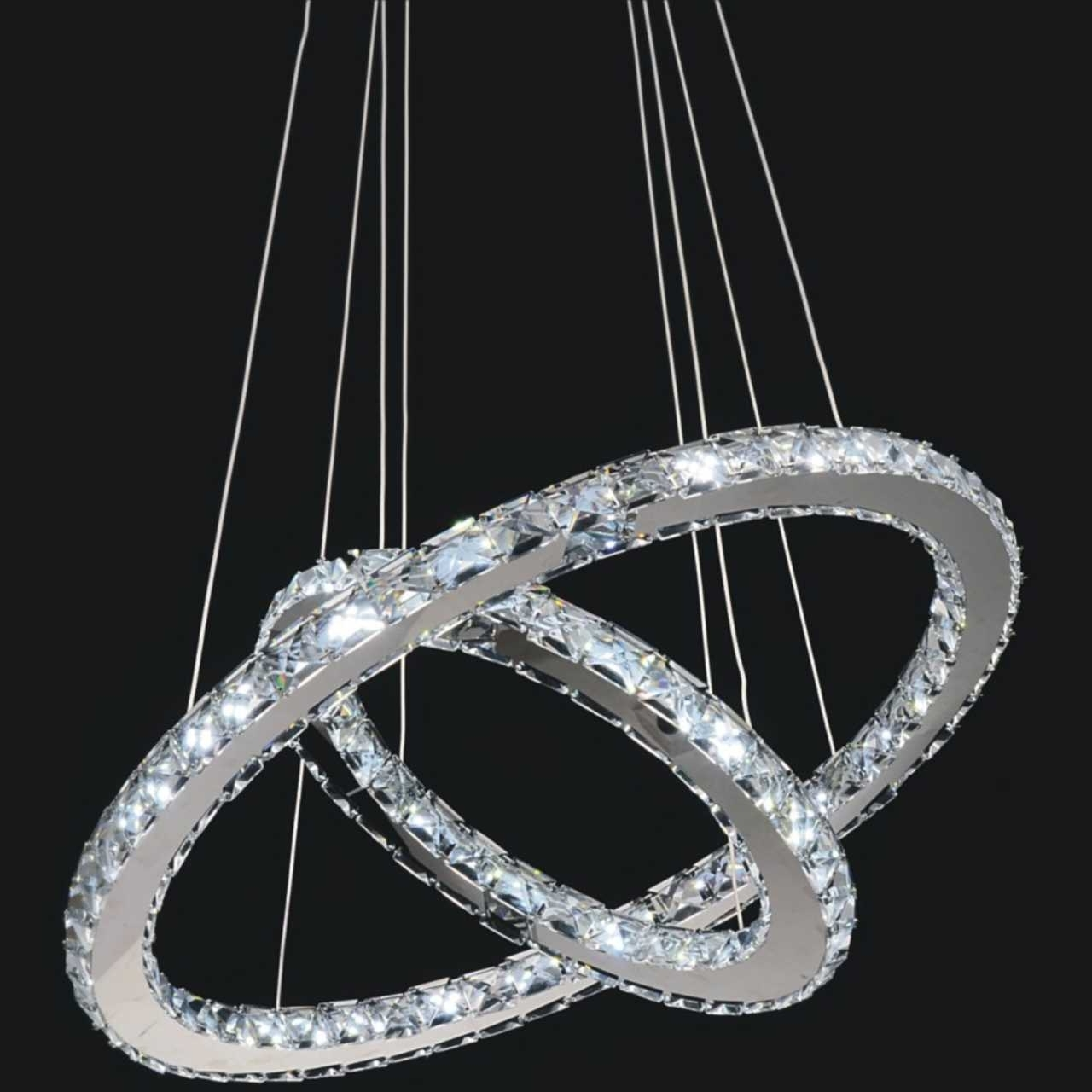 Recent Crystal And Chrome Chandeliers Intended For Brizzo Lighting Stores (View 20 of 20)