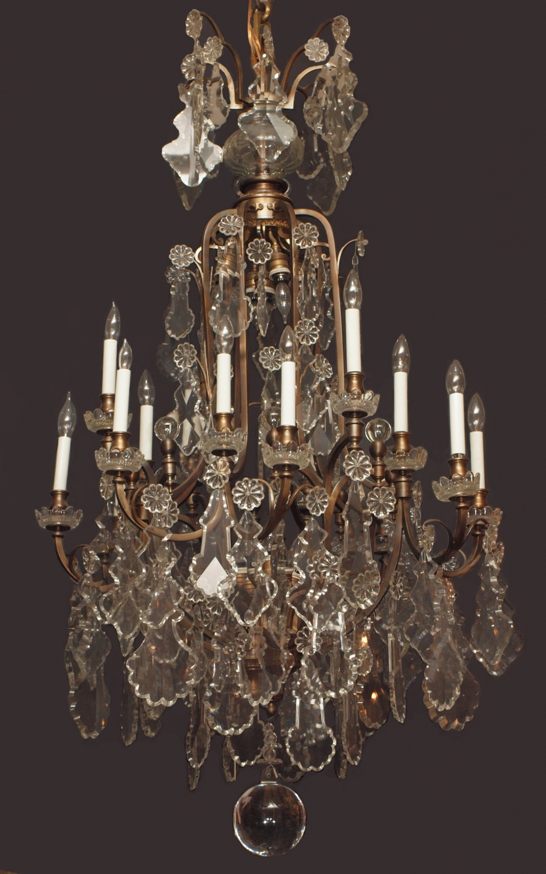 Recent Home Decor: Chandeliers Design : Black Glass Chandelier Chandelier Within Black Glass Chandeliers (View 16 of 20)