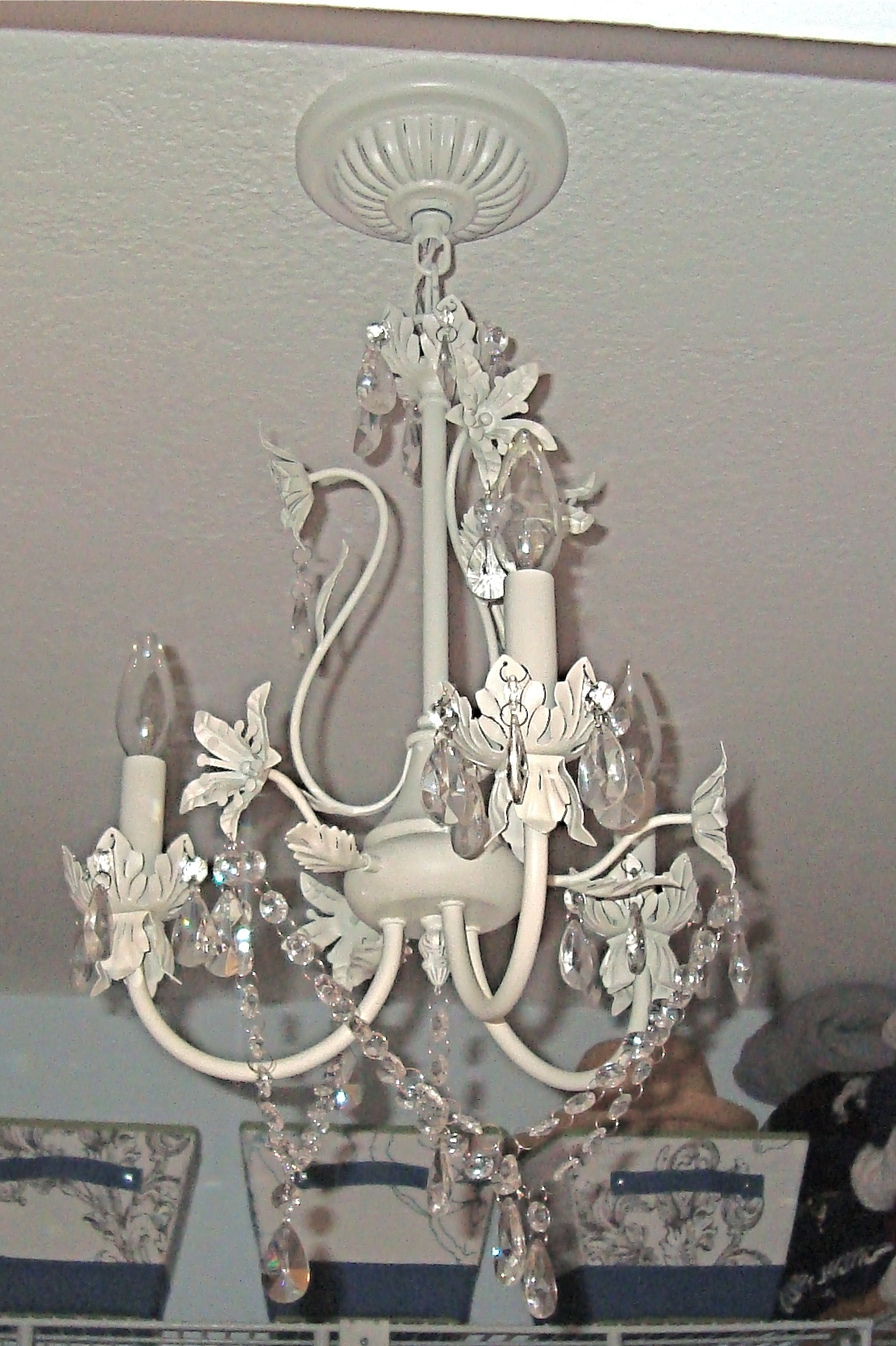 Recent Lamp Chandelier Shabby Chic – Closdurocnoir In Shabby Chic Chandeliers (View 14 of 20)
