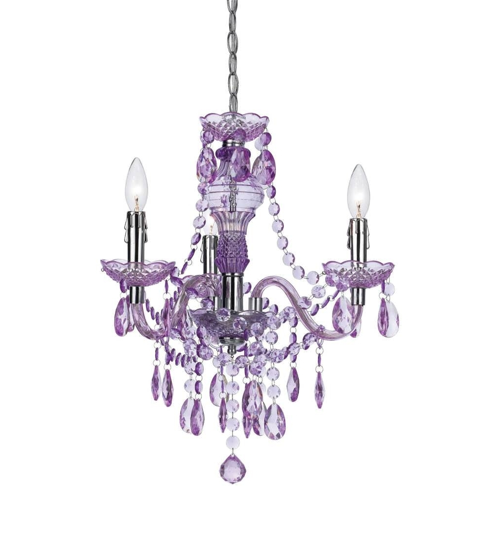 Recent Pink Plastic Chandeliers Within Chandelier : Make Your Own Lamp Pink Plastic Chandelier Crystal (View 18 of 20)