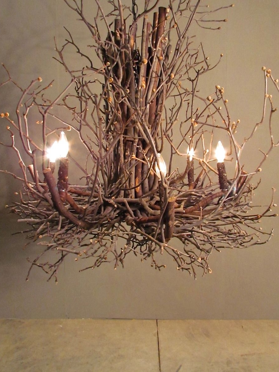 Recent Twig Chandelier So Pretty (View 3 of 20)