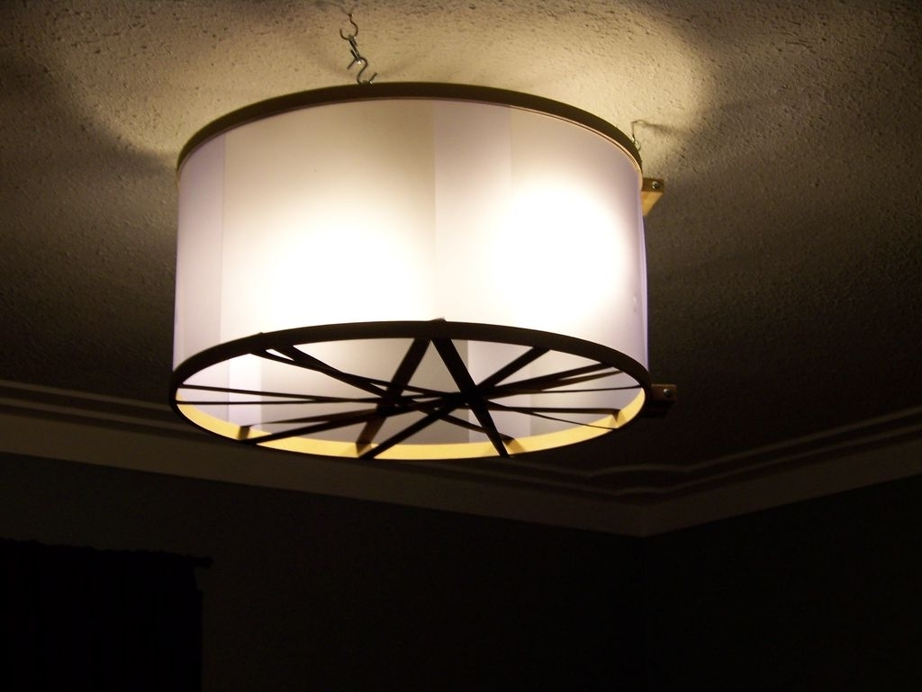Recent Unique Extra Large Drum Lamp Shade : Comparison Shopping For Extra With Regard To Drum Lamp Shades For Chandeliers (View 14 of 20)