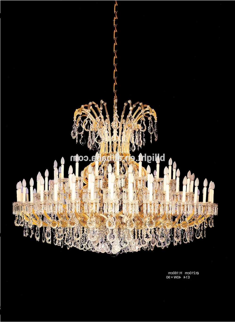 Remote Controlled Chandelier With Current Remote Control Led Chandelier, Remote Control Led Chandelier (View 5 of 20)