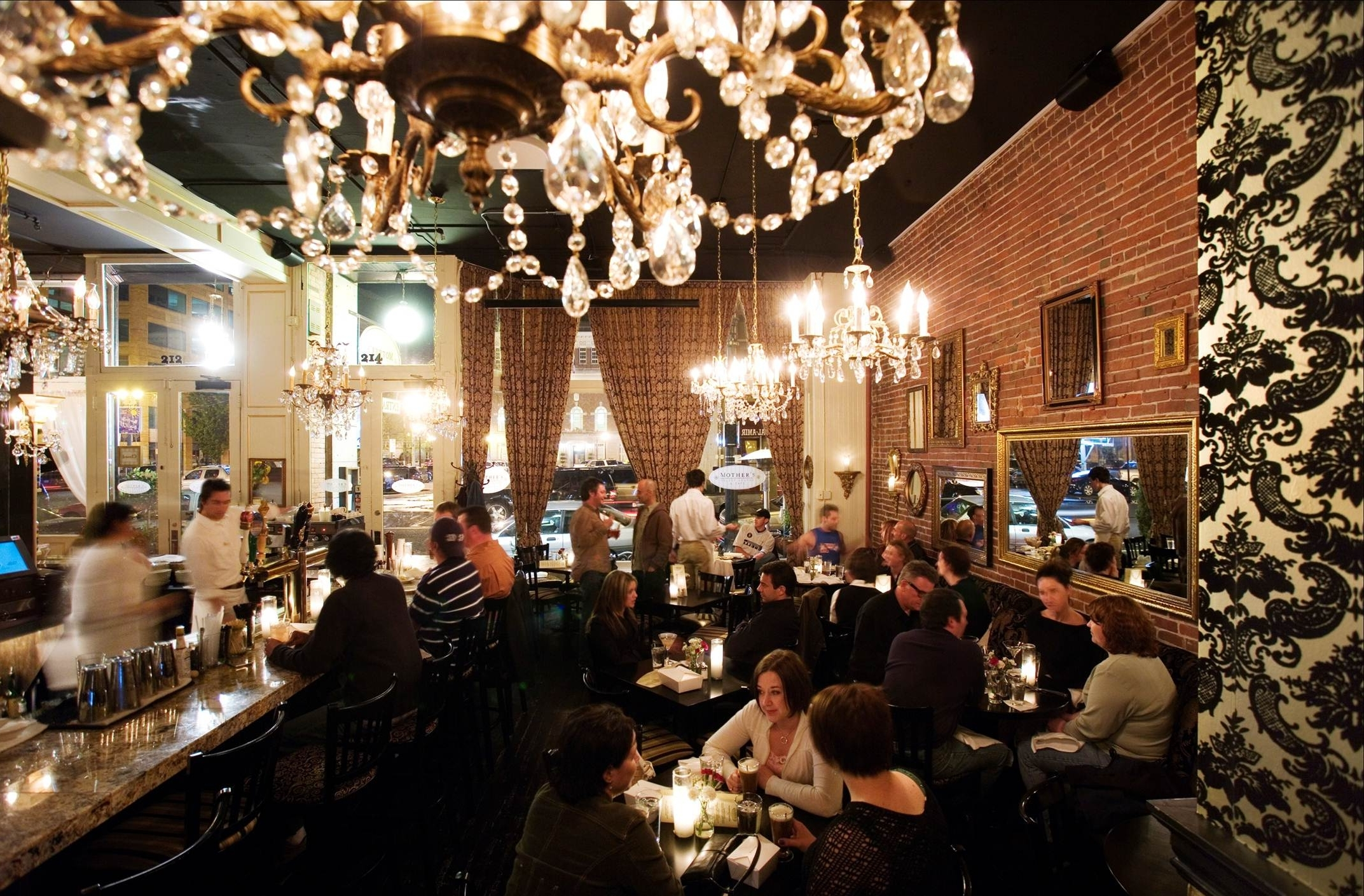 Restaurant Chandeliers With 2019 The Restaurant (View 18 of 20)