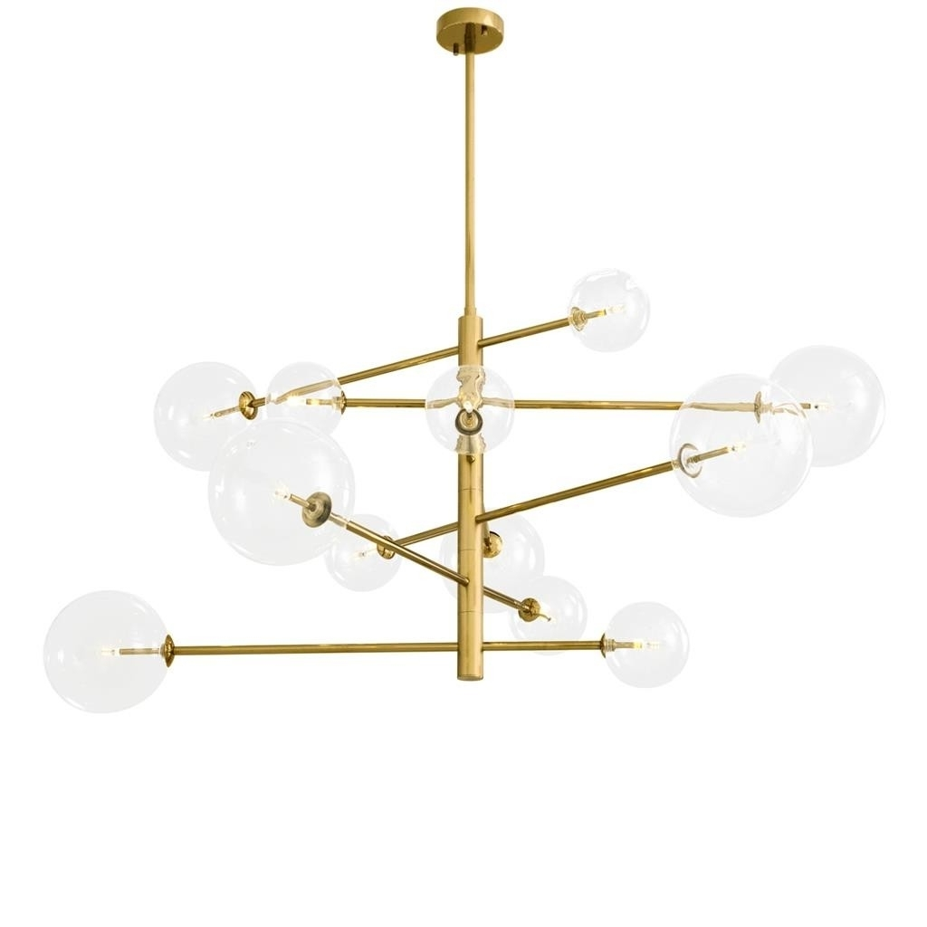 Shop Now Within Large Brass Chandelier (View 13 of 20)