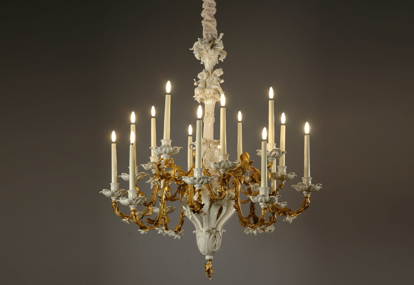Featured Photo of Baroque Chandelier