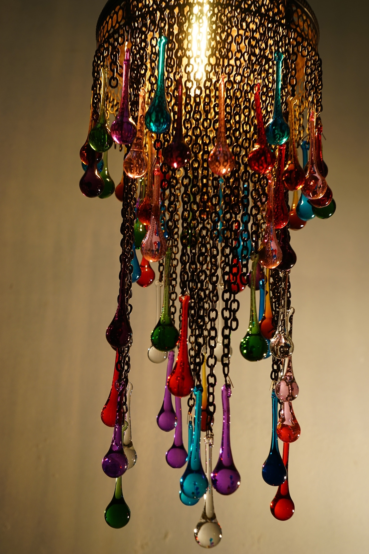 The Dancing Pixie Inside Popular Coloured Chandeliers (View 18 of 20)