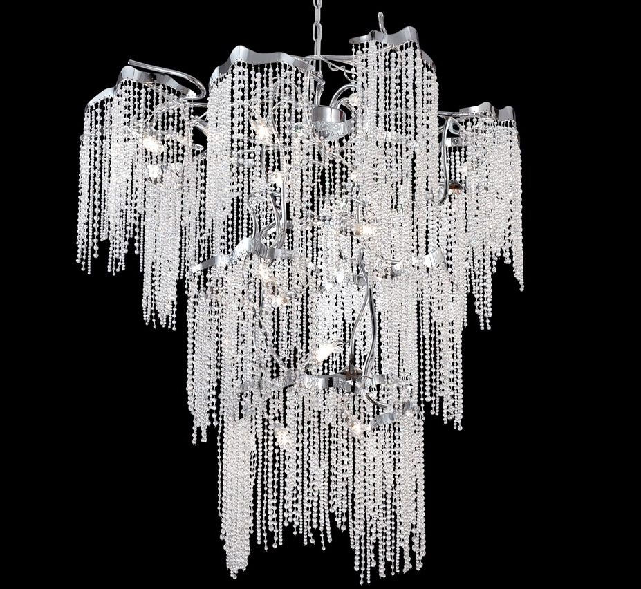 Trendy Arte 19 Light Extra Large Crystal Chandelier (View 18 of 20)