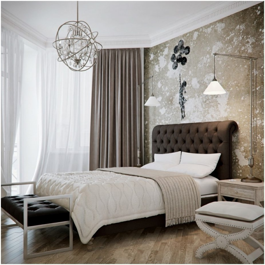 Trendy Black Chandelier Bedroom Within Black Chandelier For Bedroom Collection Chandeliers Bedrooms Images (View 19 of 20)