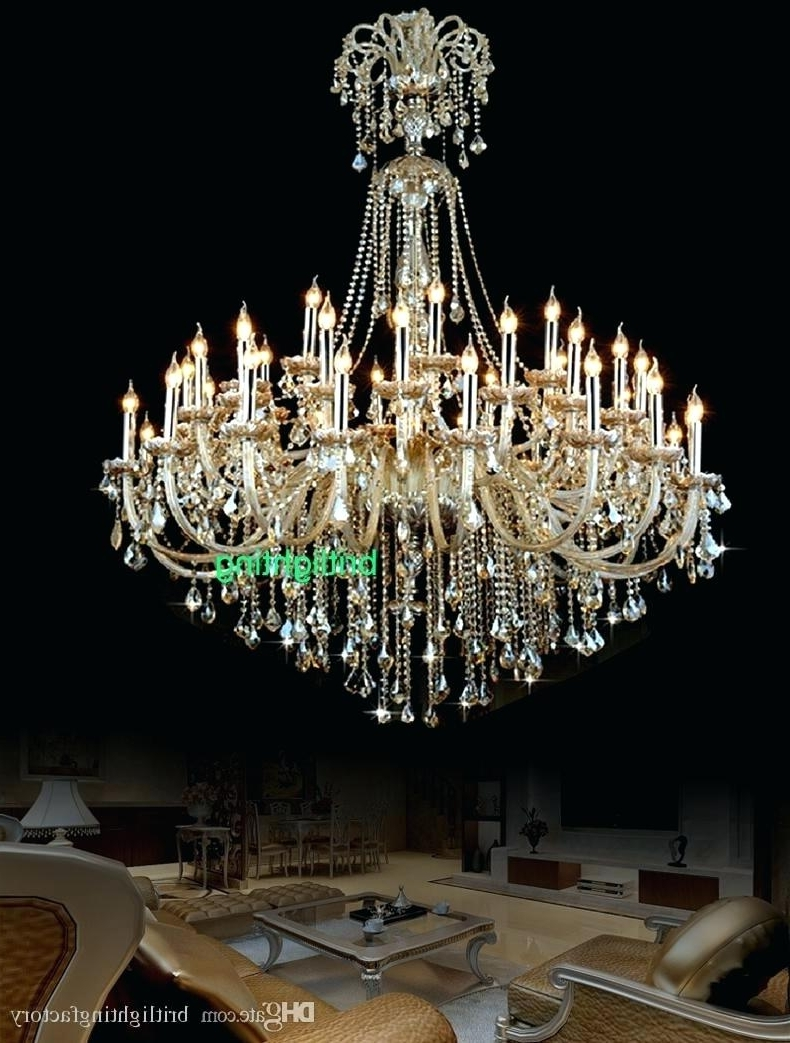 Trendy Chandeliers ~ Lead Crystal Chandelier Uk Modern Raindrop Clear Led With Regard To Lead Crystal Chandelier (View 4 of 20)