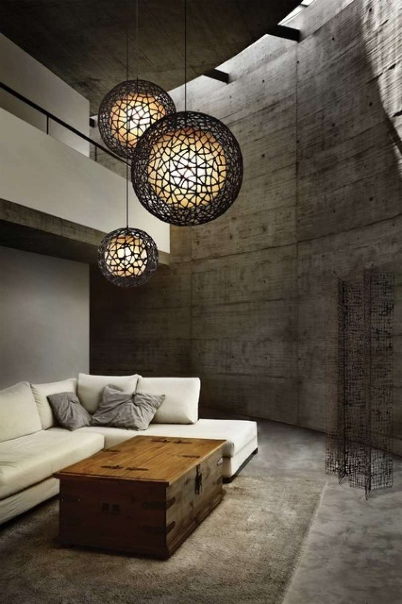 Trendy Contemporary Large Chandeliers For Large Chandeliers For High Ceilings Images (View 6 of 20)