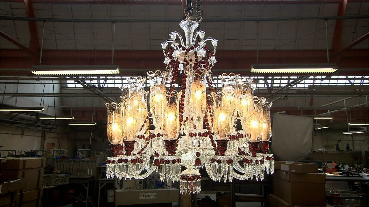 Trendy Crystal Chandeliers (View 10 of 20)