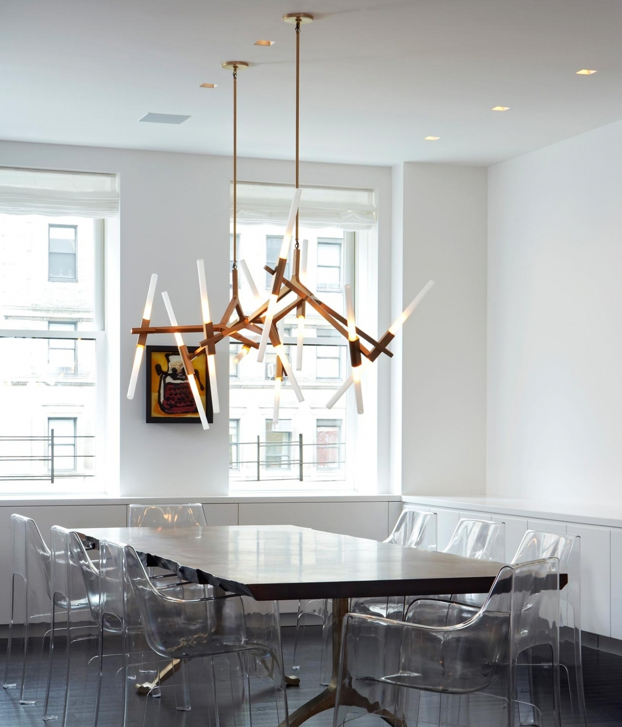 Trendy Lighting: Antler Chandelier Modern. Chandelier. Antler. Modern (View 17 of 20)