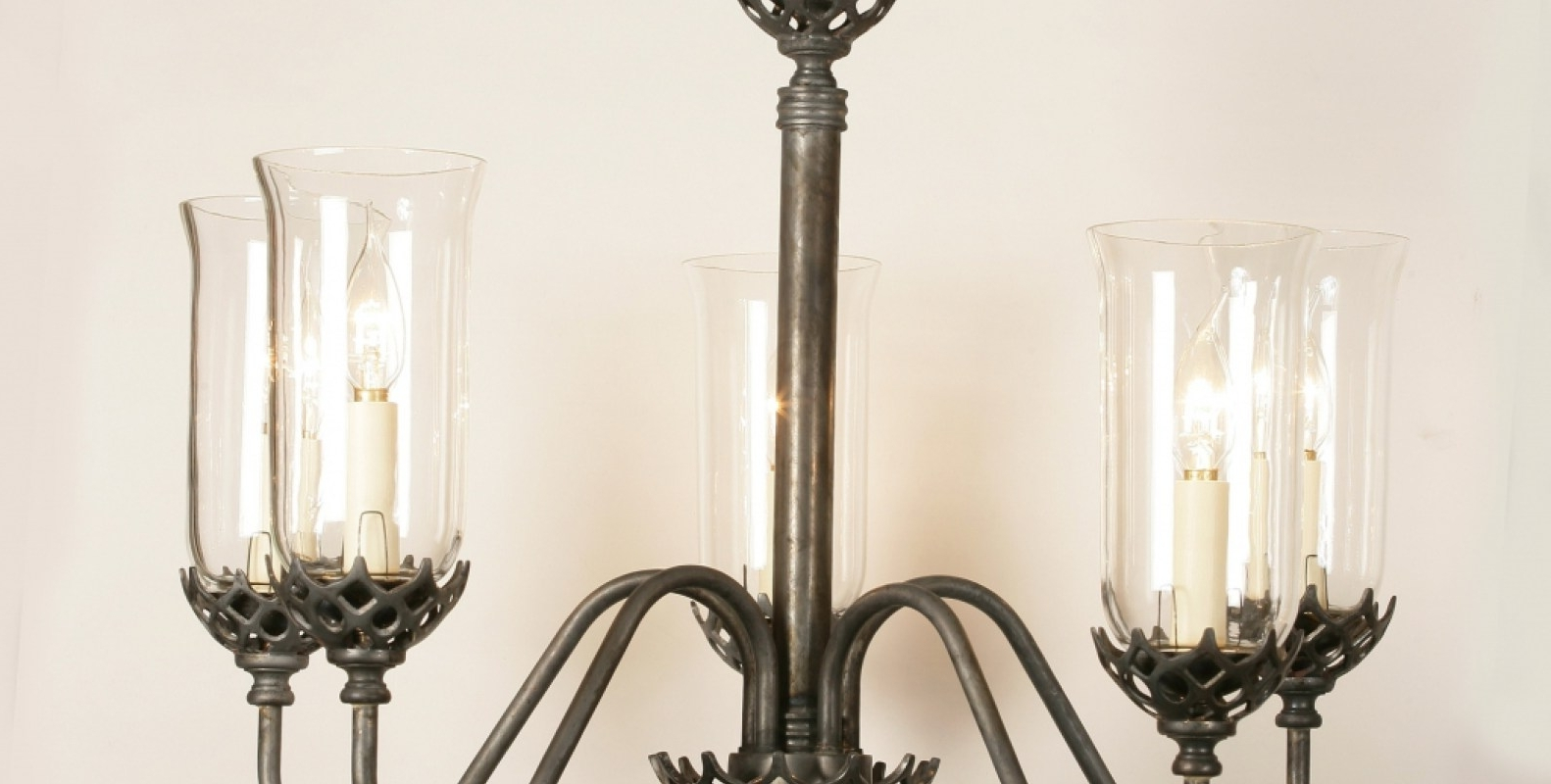 Trendy Modern Wrought Iron Chandeliers Regarding Light : Antique Wrought Iron Chandelier Rustic Home Design Ideas (View 15 of 20)