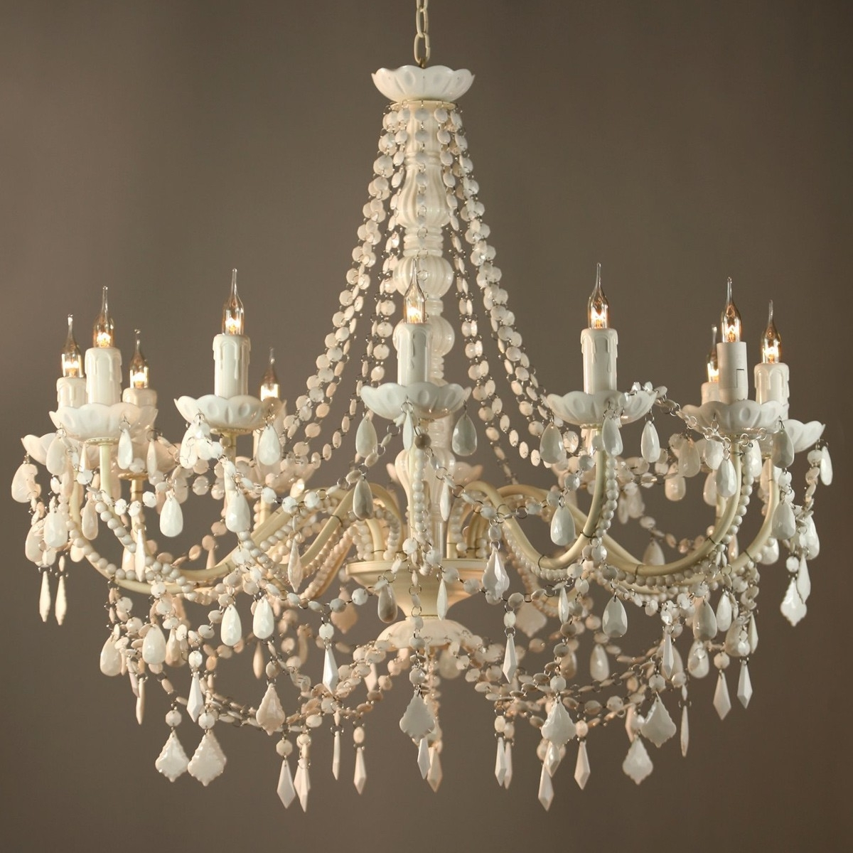Vintage Style Chandeliers (Gallery 3 of 20)