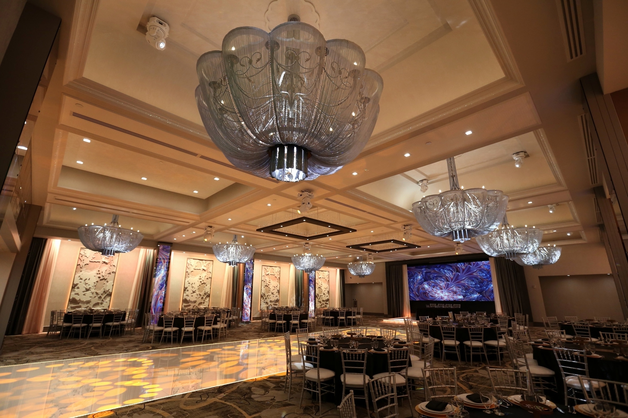 Well Known Ballroom Chandeliers Throughout Chandeliers : Affordable Chandeliers Lovely Chandelier Ballroom (View 18 of 20)
