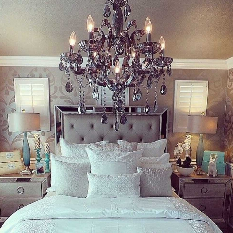 Well Known Bedroom Chandeliers Pertaining To Guide To Choose Bedroom Chandeliers (View 19 of 20)