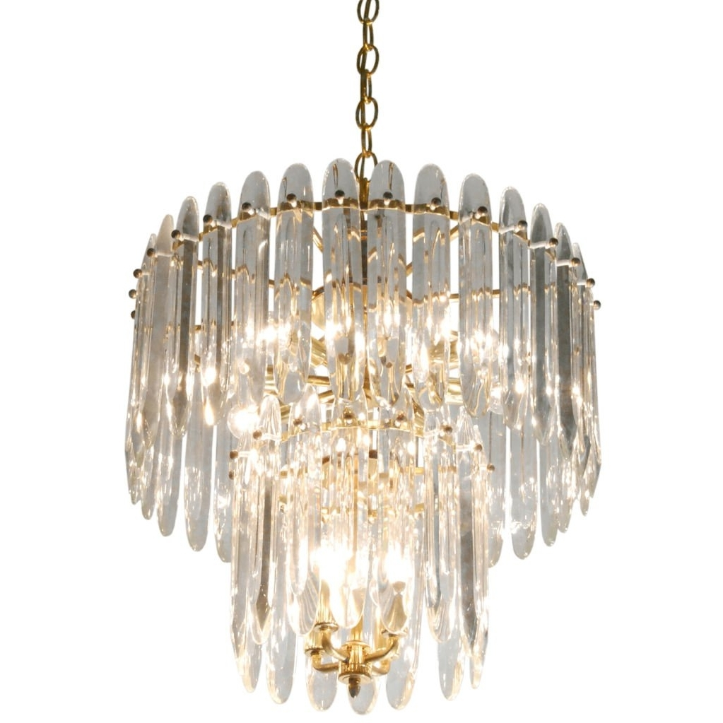 Well Known Big Crystal Chandelier With Chandelier With Large Crystalssciolari For Sale At 1Stdibs (View 19 of 20)