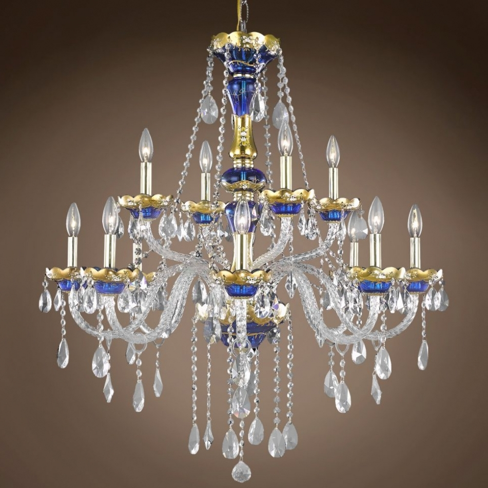 Well Known Chandelier ~ Chandelier : Bohemian Crystal Chandelier Cream Throughout Cream Crystal Chandelier (View 18 of 20)