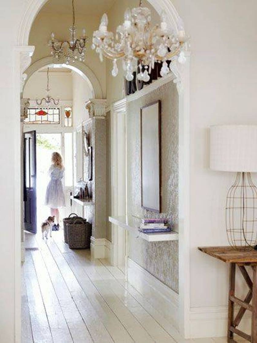 Well Known Chandelier For Hallway – Musethecollective In Chandeliers For Hallways (View 9 of 20)
