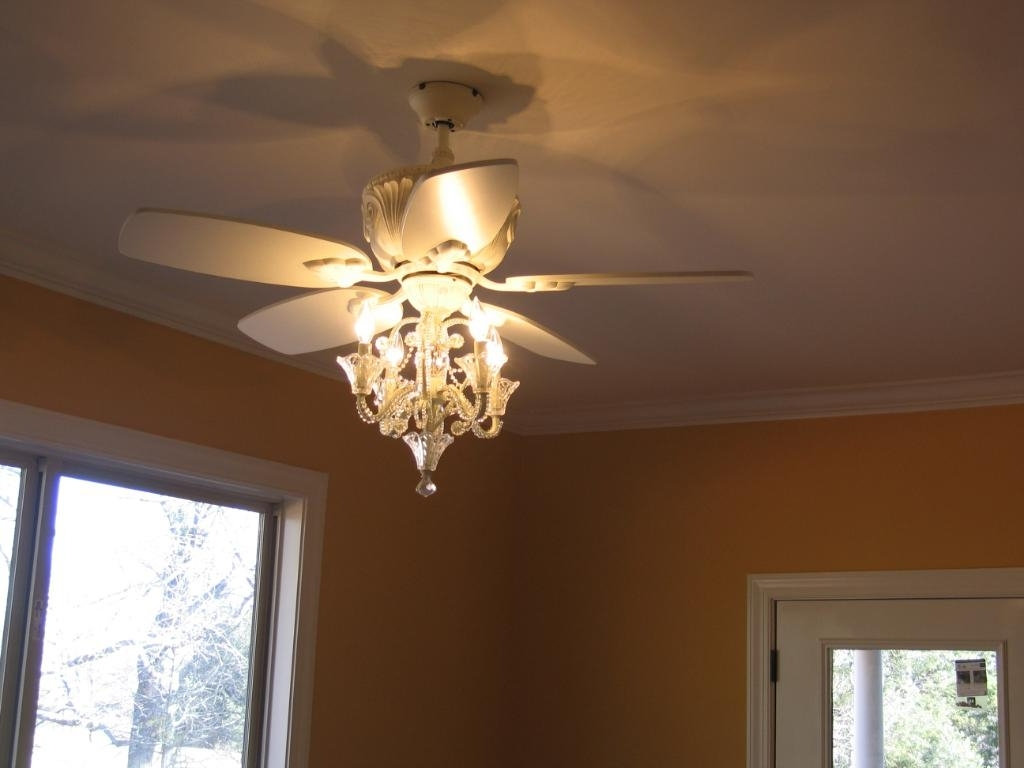 Well Known Chandelier Light Fixture For Ceiling Fan With Regard To Home Lighting (View 4 of 20)