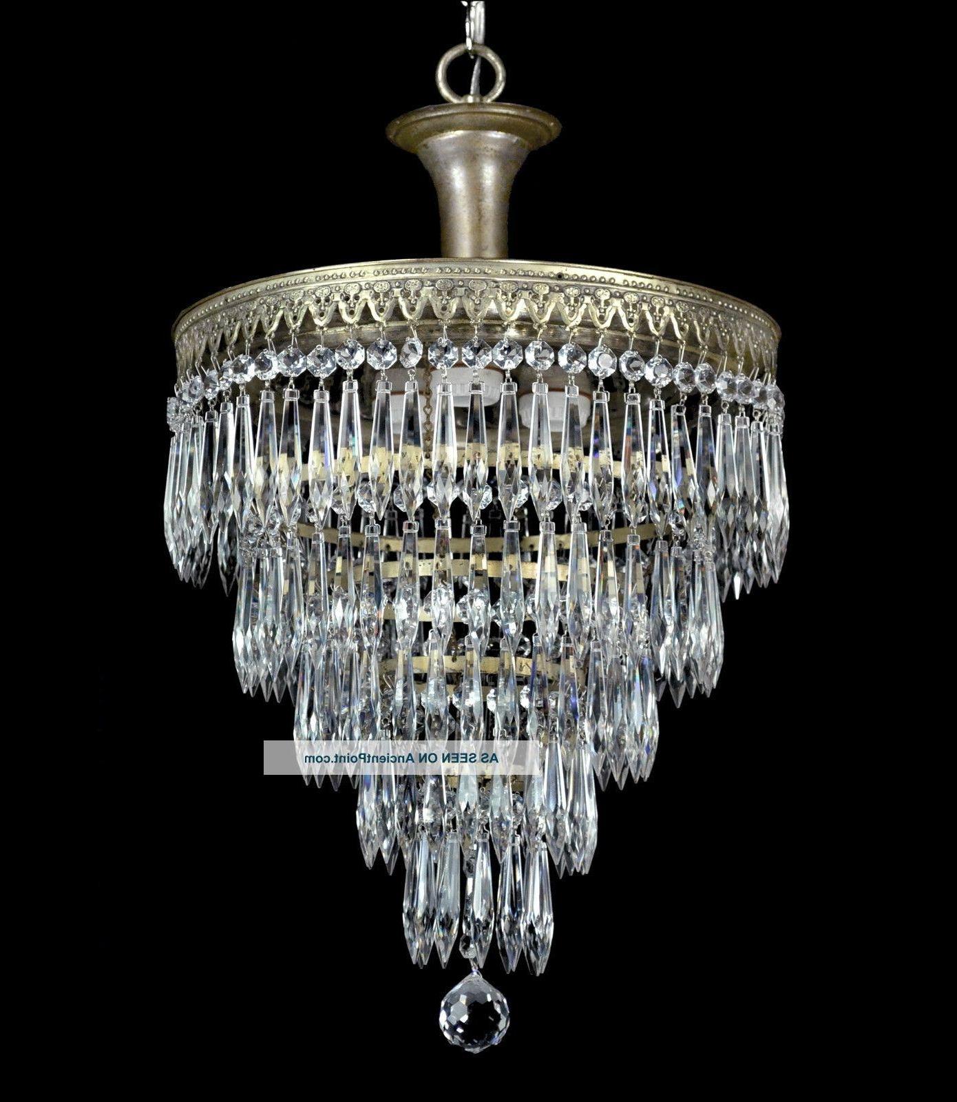 Well Known Chandeliers : Art Deco Chandelier Inspirational Vintage Wedding Cake Regarding Art Deco Chandeliers (View 20 of 20)