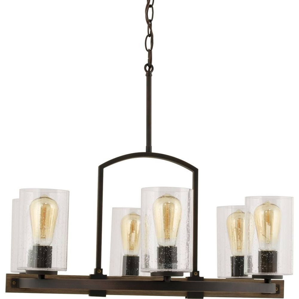 Well Known Chandeliers Vintage Intended For Home Decorators Collection Newbury Manor Collection 6 Light Vintage (View 20 of 20)