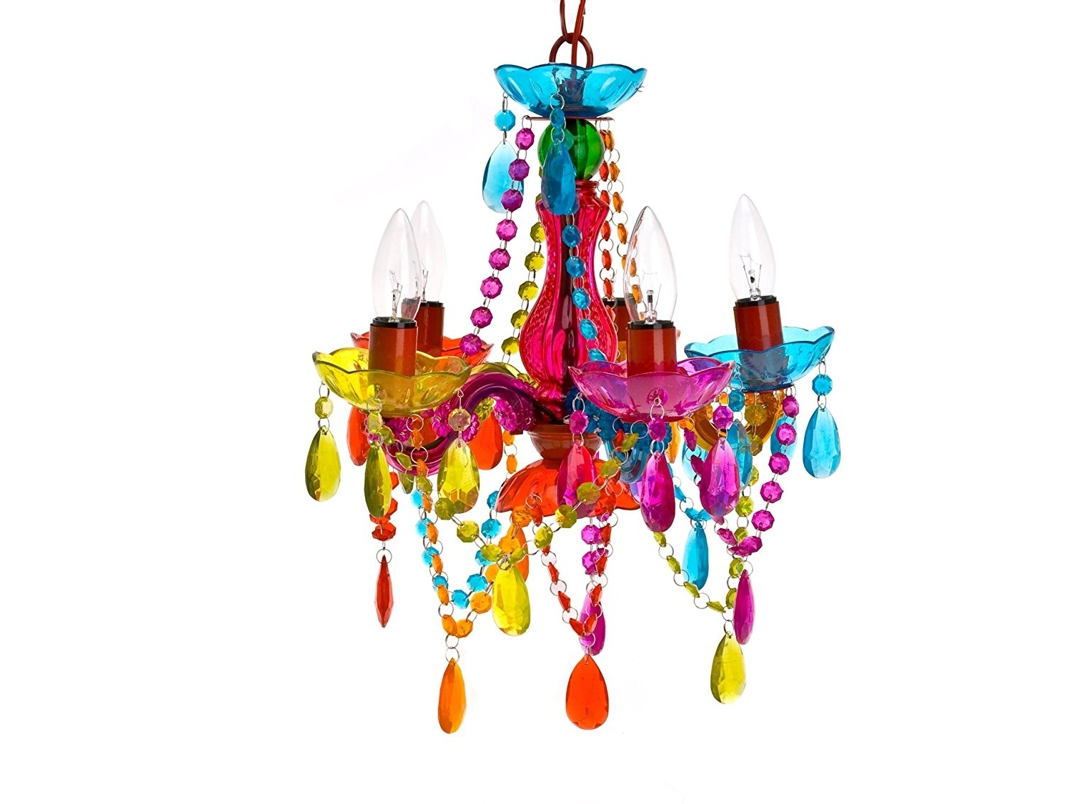 Well Known Decoration : Modern Hanging Lights Coloured Ceiling Lights Coloured Within Coloured Glass Chandelier (View 8 of 20)