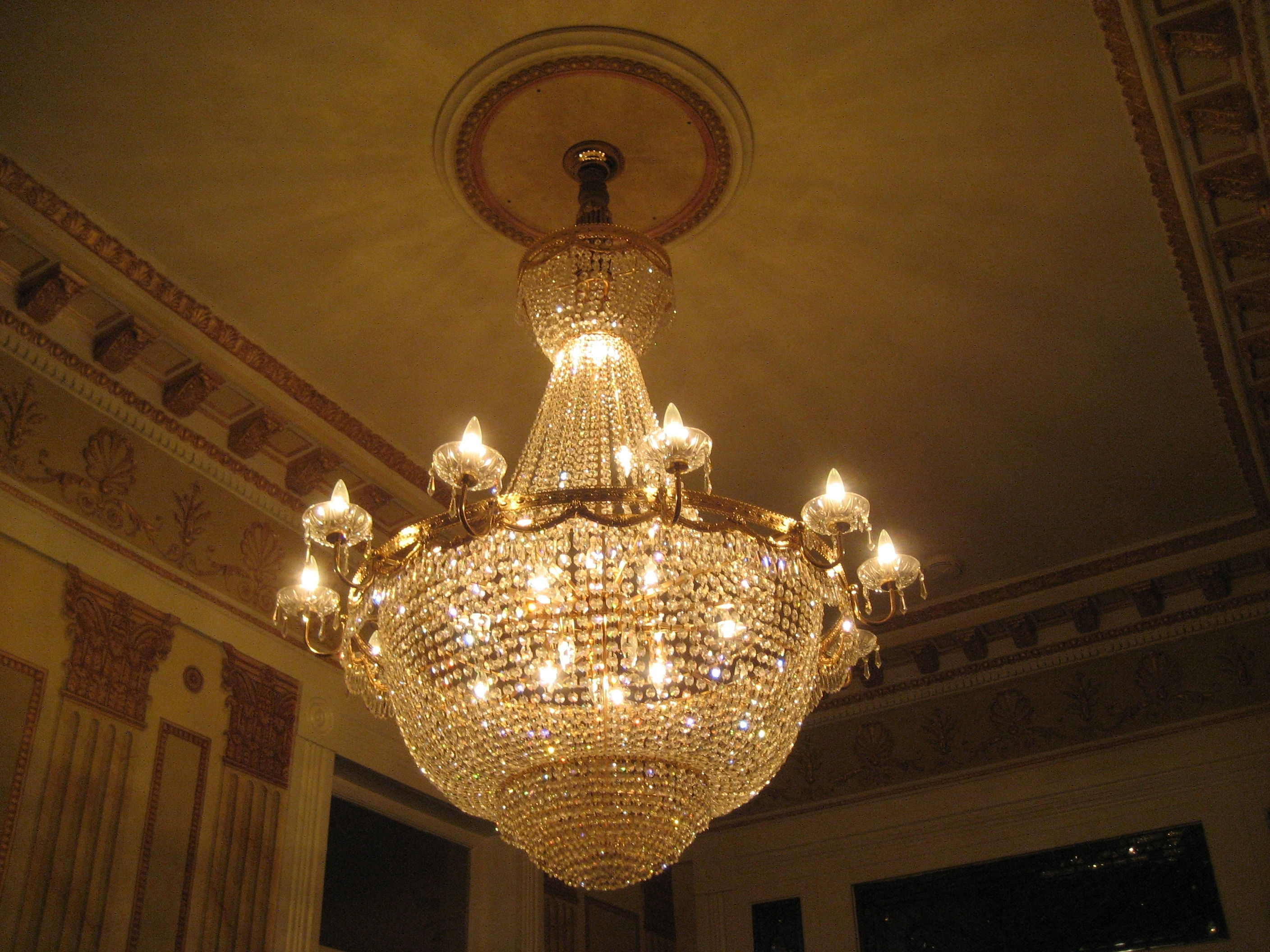 Well Known Egyptian Chandelier In Egyptian Antique Art Deco Chandelier — Best Home Decor Ideas (View 12 of 20)