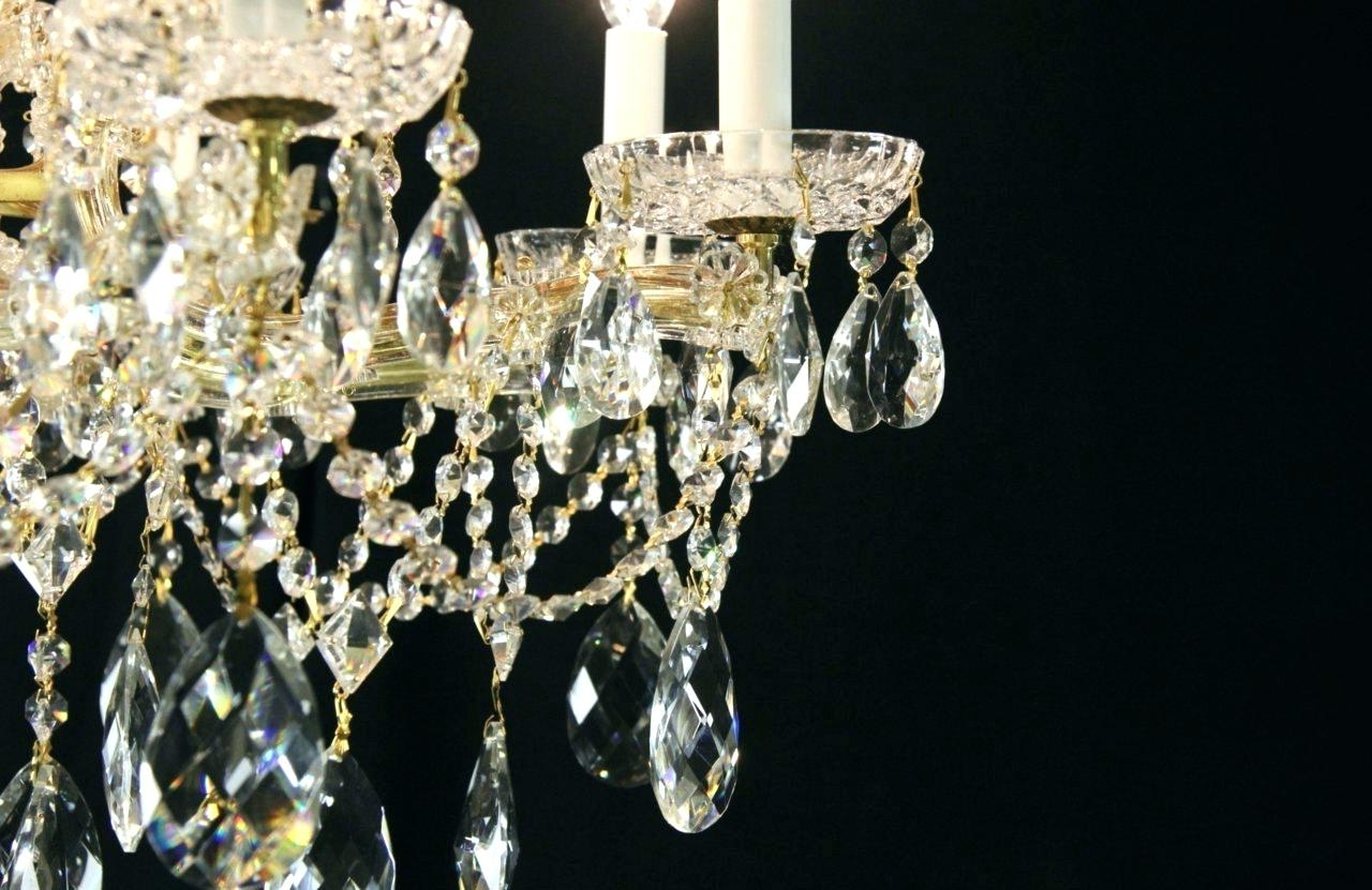 Well Known Expensive Crystal Chandeliers Inside Chandeliers Design Amazing Crystal Maria Expensive Full Size Of With (View 11 of 20)