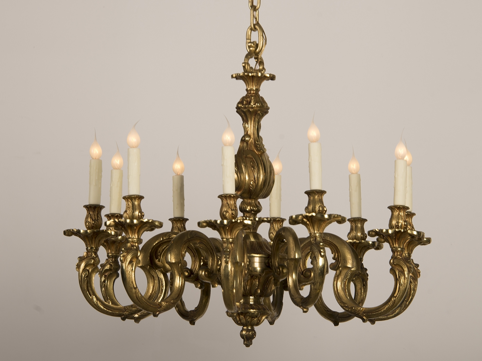 Well Known French Bronze Chandelier Pertaining To Chandelier Bronze – Otbsiu (View 16 of 20)