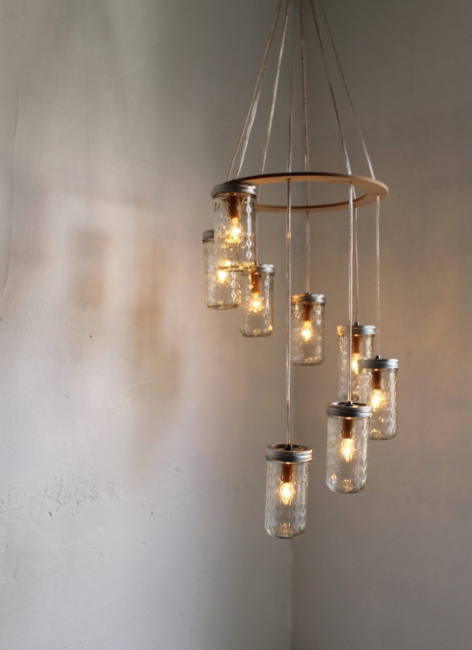 Well Known Hanging Candle Chandeliers Regarding Chandeliers Design : Magnificent Diy Changing Candle Chandelier Idea (View 12 of 20)