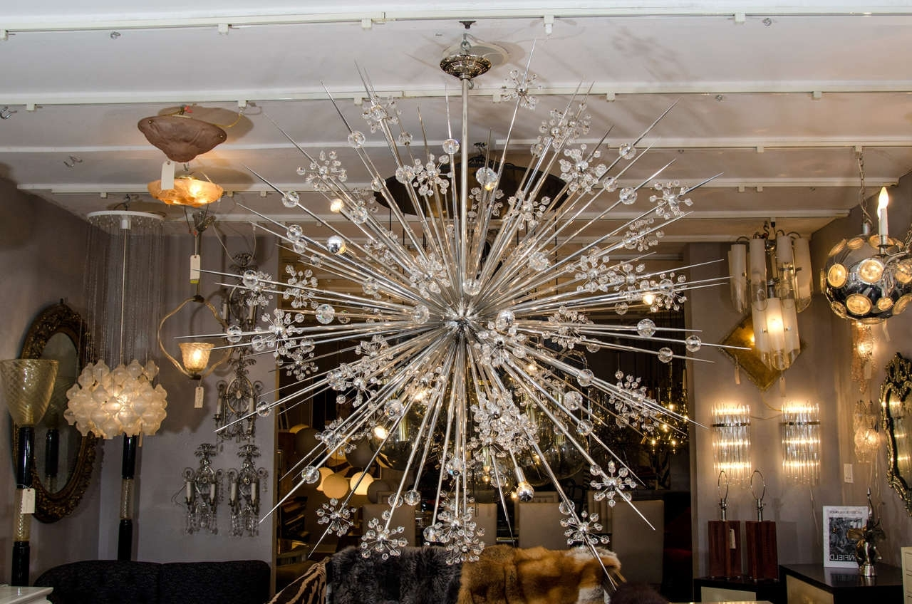 Well Known Huge Crystal Chandeliers Regarding Giant Huge Chandelier – Closdurocnoir (View 9 of 20)