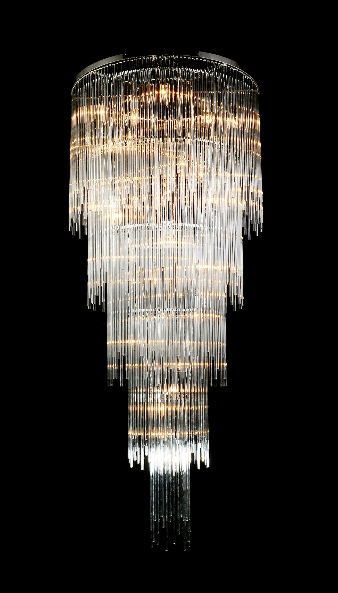 Well Known Large Contemporary Chandeliers Regarding Artistic Chandeliers (View 20 of 20)