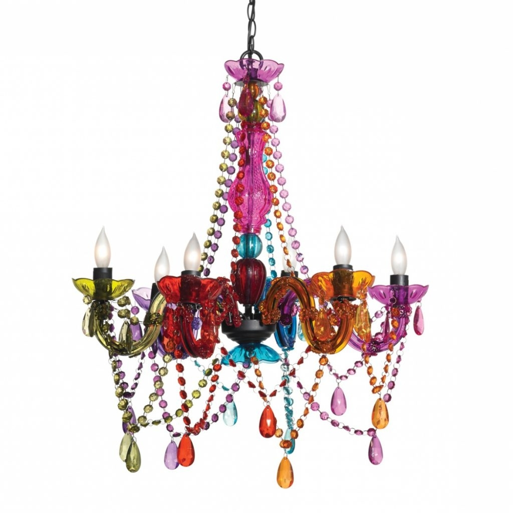 Well Known Multi Colored Gypsy Chandeliers Throughout Chandelier ~ Chandelier (View 16 of 20)