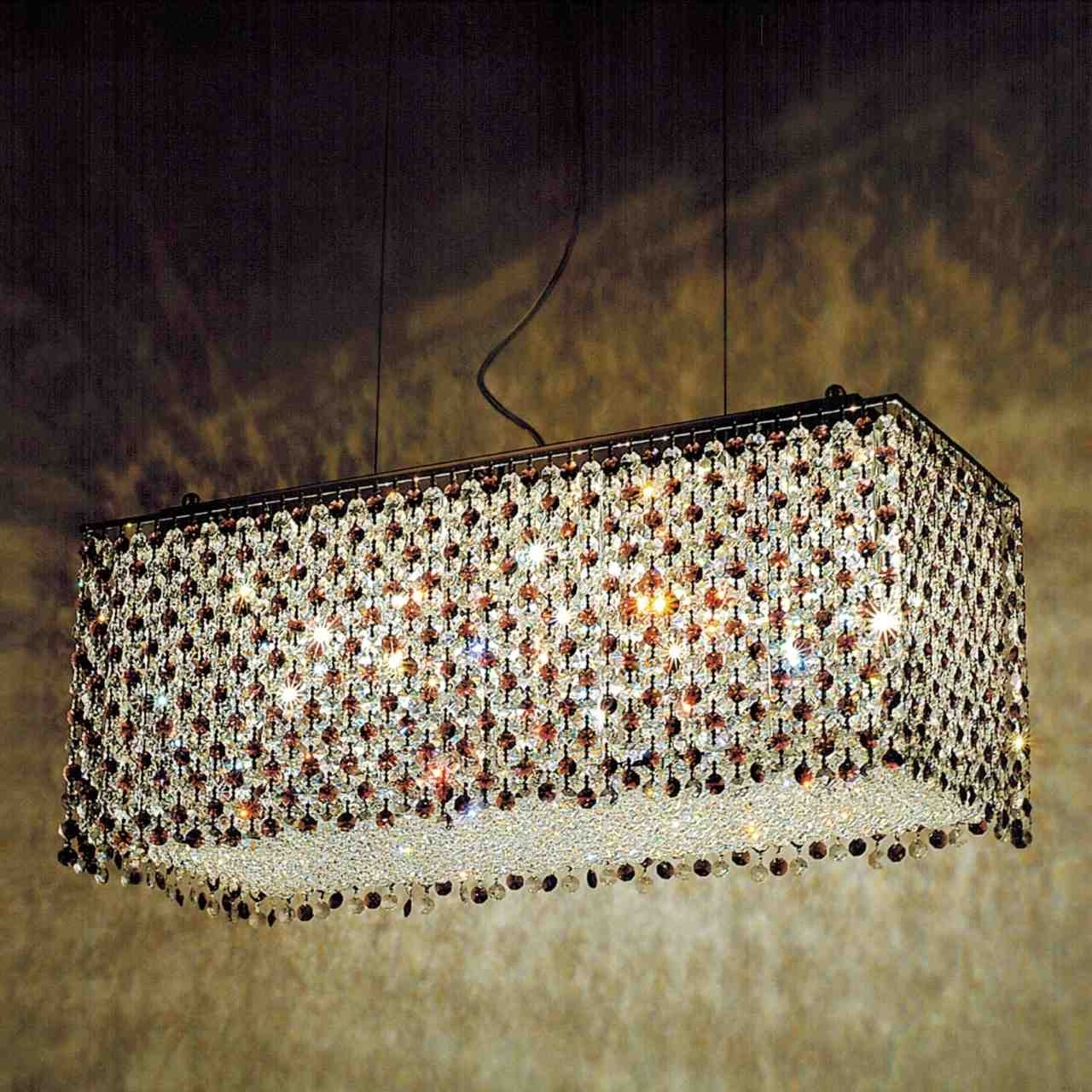 Well Known Purple Crystal Chandelier Lighting Within Brizzo Lighting Stores (View 20 of 20)