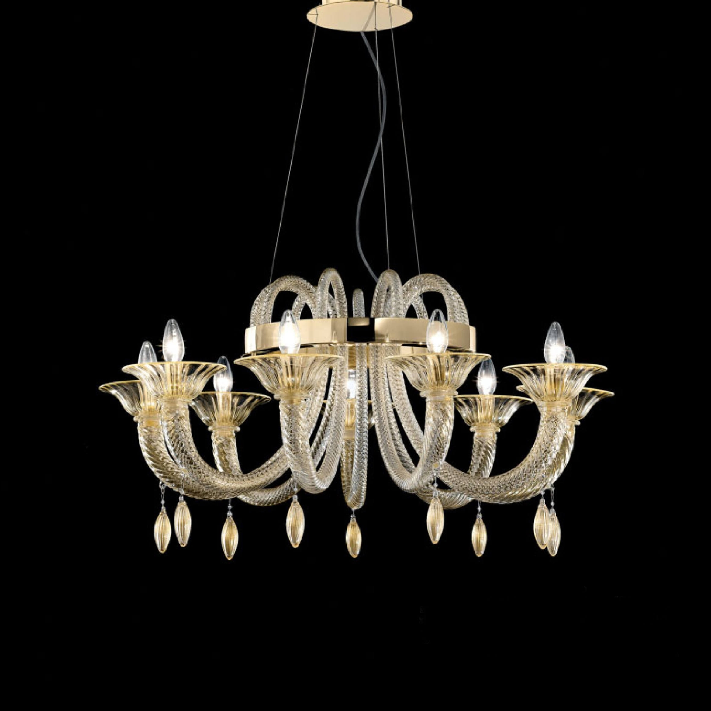 Well Liked Ariel – Villaverde London Inside Murano Chandelier (View 20 of 20)