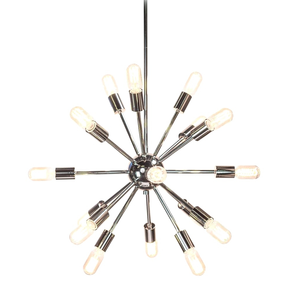 Well Liked Atom Chandeliers With Chandeliers Design : Fabulous Atomic Suspension Detail Hr Chandelier (View 20 of 20)