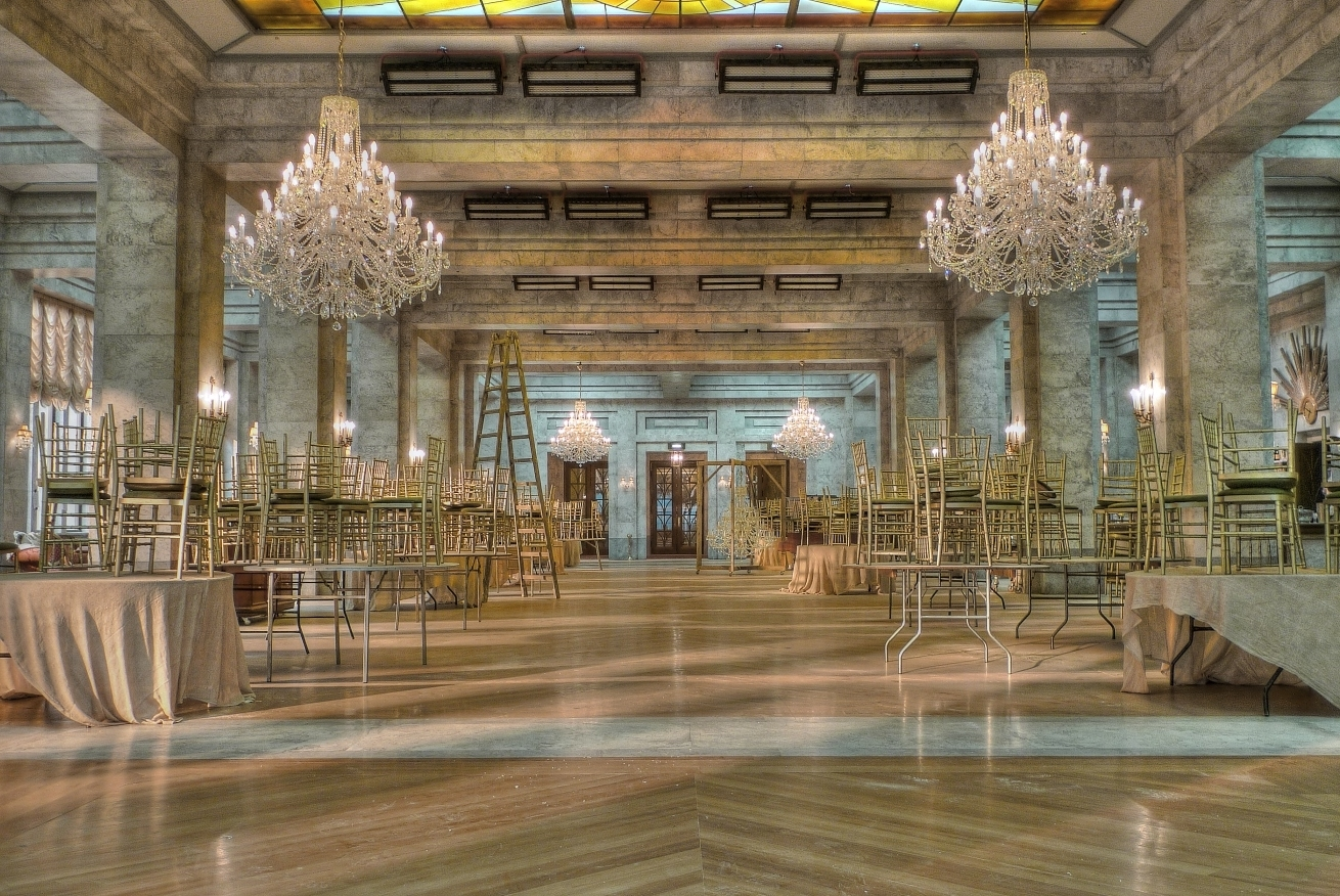 Well Liked Ballroom Chandeliers Inside Crystal Chandelier Ballroom – Chandelier Designs (View 12 of 20)