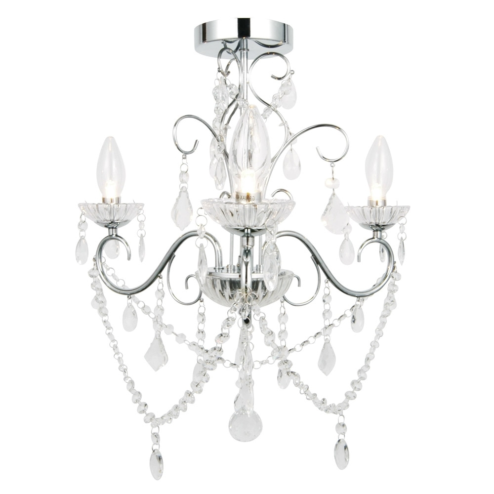 Well Liked Endearing 40+ Cheap Bathroom Chandeliers Uk Decorating Design Of Intended For Flush Fitting Chandeliers (View 15 of 20)