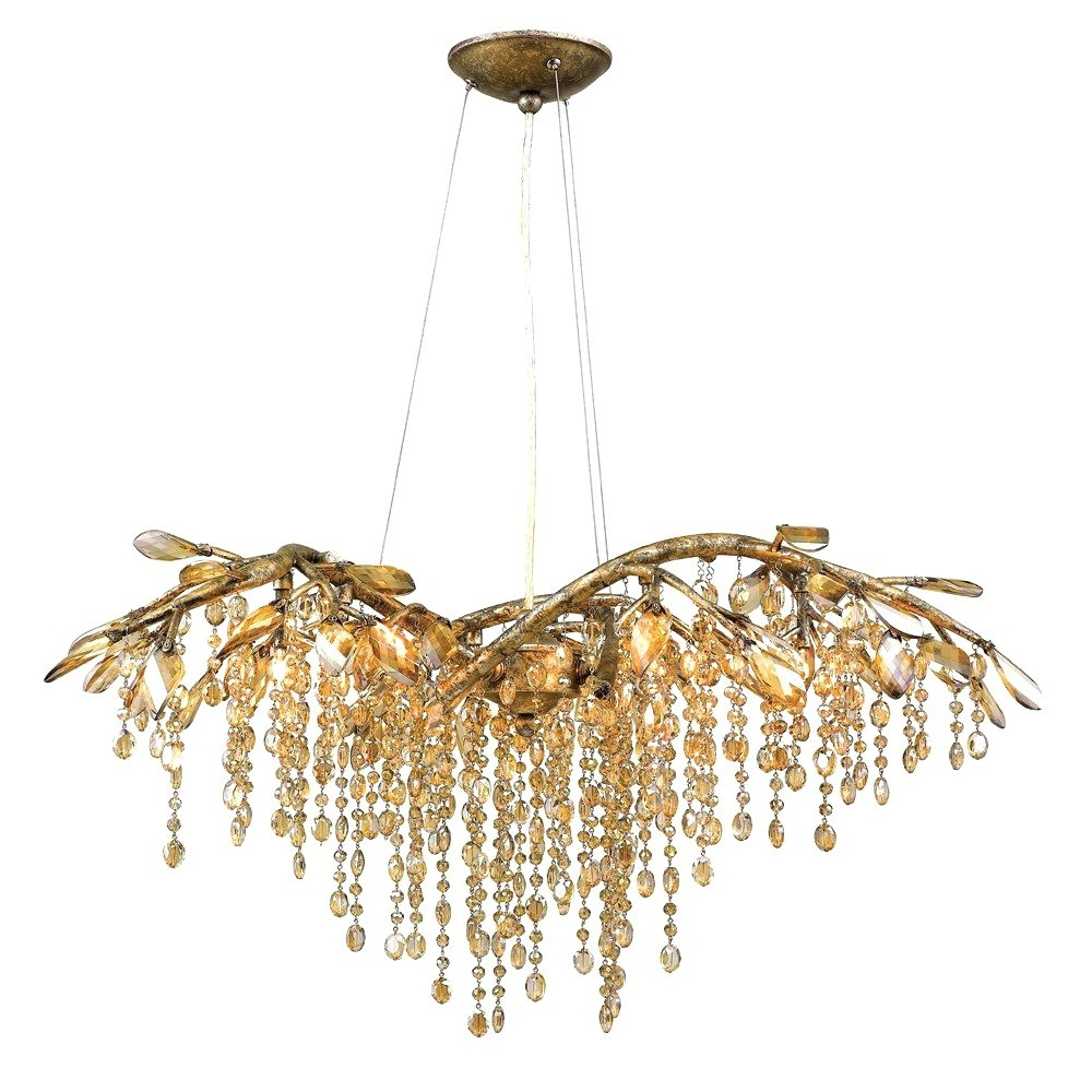 Well Liked Gold Modern Chandelier Regarding Chandeliers ~ Full Size Of Chandeliergold Chandeliers Gold Modern (View 10 of 20)